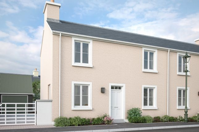 Thumbnail Semi-detached house for sale in Tornagrain, Inverness