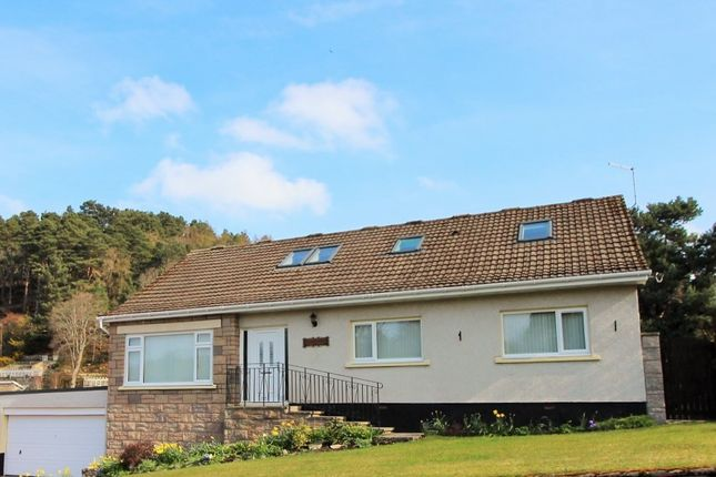 Thumbnail Detached house for sale in Brewster Drive, Forres