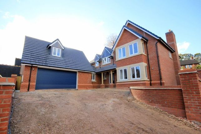 Thumbnail Detached house for sale in Nicholls Lane, Stone