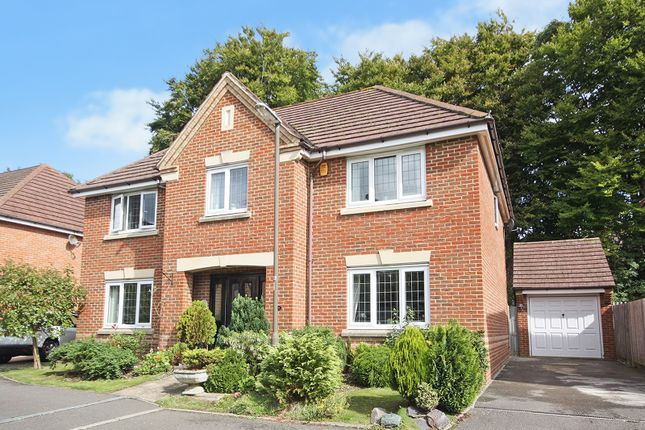 Detached house for sale in Valley Gardens, Findon Valley, Worthing