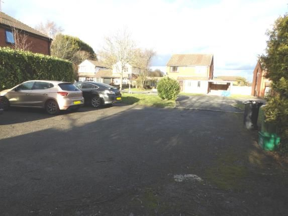 Parking of Alundale Road, Winsford, Cheshire CW7