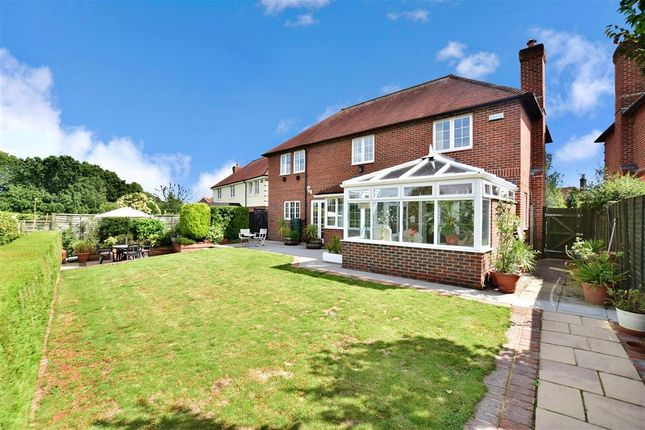 Thumbnail Detached house for sale in Harlands Mews, Uckfield, East Sussex
