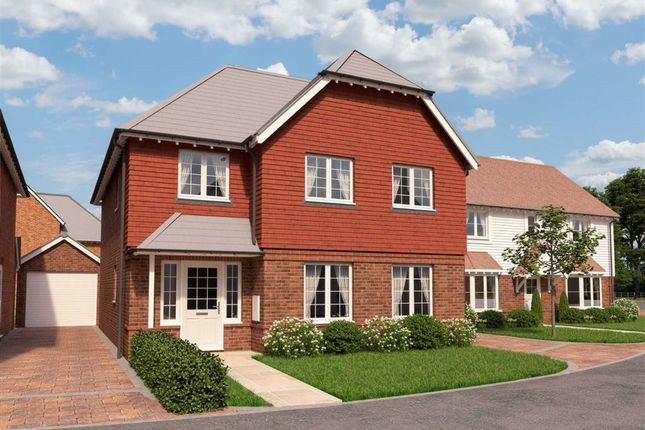 Thumbnail Detached house for sale in Heath Road, Maidstone, Kent