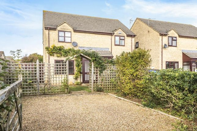 Thumbnail Semi-detached house to rent in Hill View, Carterton