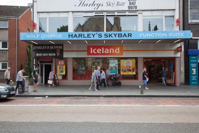 Thumbnail Retail premises for sale in Main Street, Rutherglen