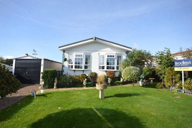Thumbnail Detached bungalow for sale in Woodlands Park, Tedburn St. Mary, Exeter, Devon
