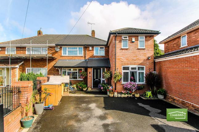 Thumbnail Semi-detached house for sale in Meadow Lane, Pool Hayes, Willenhall