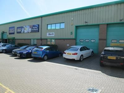 Thumbnail Light industrial to let in 5 Meridian Park, Neptune Close, Medway City Estate, Rochester, Kent