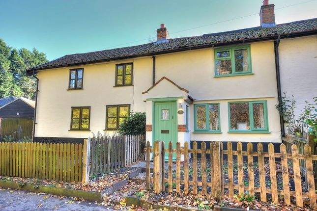 Thumbnail Terraced house for sale in Norwich Road, Tacolneston, Norwich