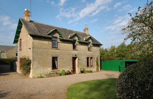 Thumbnail Detached house for sale in Duns