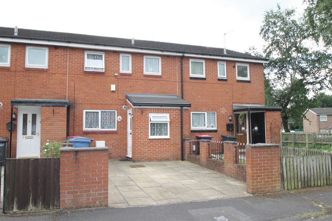 3 bed terraced house to rent in Kirtley Avenue, Monton, Manchester M30