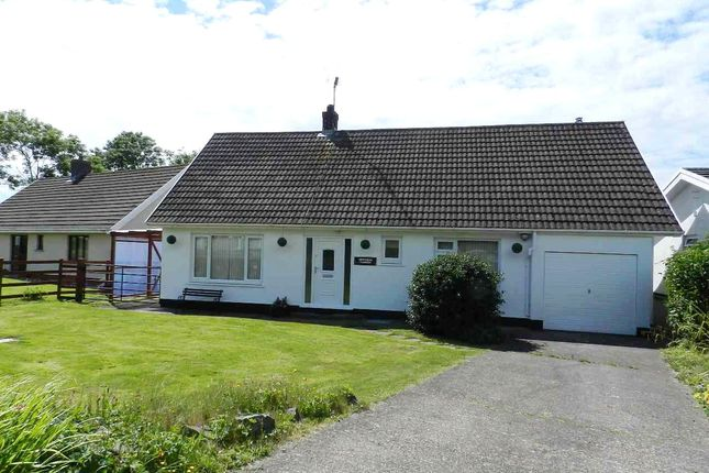 4 bed detached bungalow for sale in Westmead Paddock, Crundale, Haverfordwest, Pembrokeshire