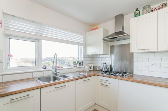 Kitchen of The Downs, West Looe, Cornwall PL13