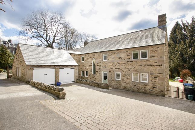4 bed detached house for sale in Holly House, Lillybank Court, Matlock DE4