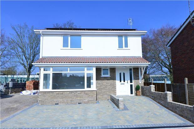 Thumbnail Detached house for sale in Cherwell Road, Keynsham, Bristol