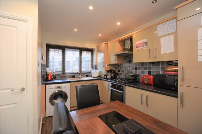 Thumbnail 2 bed terraced house for sale in Cartwright Gardens, Crosland Moor, Huddersfield