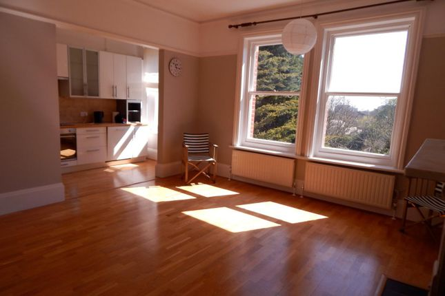 Thumbnail Flat to rent in Meads Road, Eastbourne