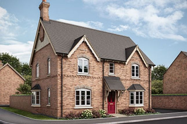 Thumbnail Detached house for sale in The Bicton, Off Dukes Meadow Drive, Banbury Oxfordshire