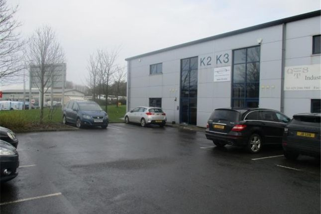 Thumbnail Warehouse to let in Unit K2, South Point Industrial Estate, Foreshore Road, Cardiff, Glamorgan, Wales