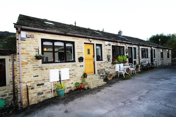 Thumbnail Cottage for sale in The Steps, Steps Lane, Sowerby Bridge