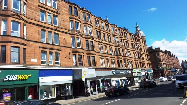 Thumbnail Flat to rent in 170 Dumbarton Road, Partick, Glasgow