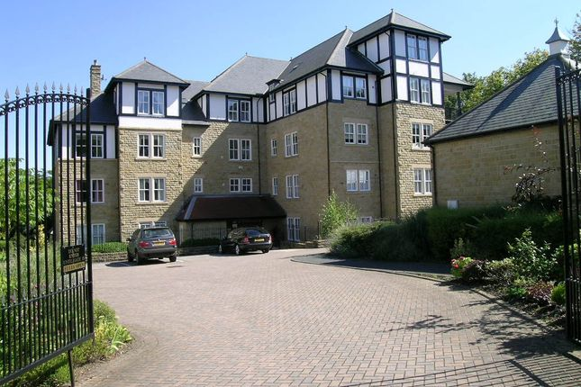 Thumbnail Flat to rent in Sovereign House, Cornwall Road, Harrogate