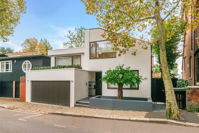 Thumbnail Detached house for sale in Well Road, Hampstead, London