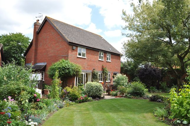 Thumbnail Detached house for sale in Dugard Way, Droitwich, Worcestershire