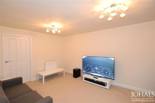 Lounge of Gregory Way, Wigston, Leicestershire LE18
