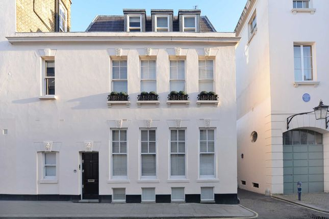 Thumbnail Town house for sale in Gerald Road, London
