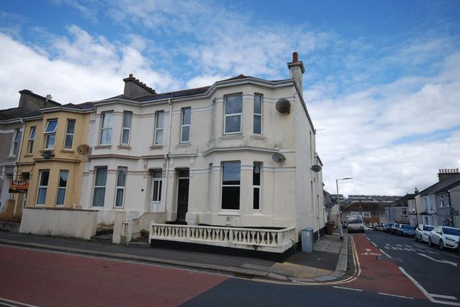 Thumbnail Flat for sale in Embankment Road, Plymouth