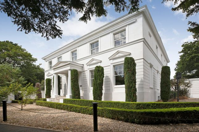 Thumbnail Detached house for sale in Pennsylvania Road, Exeter