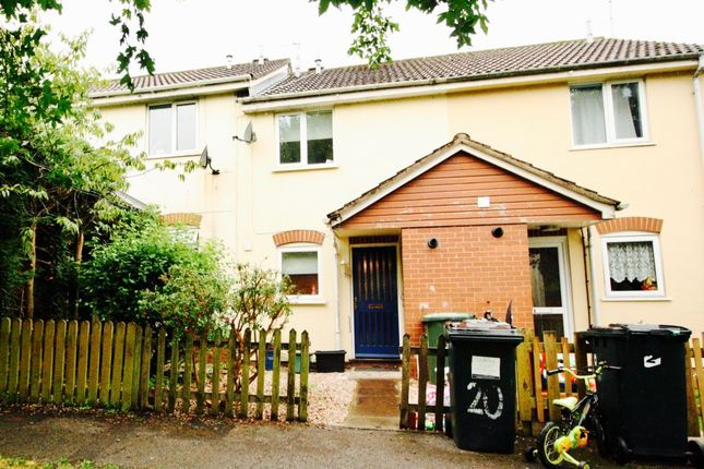 Thumbnail Terraced house to rent in 20 Webber Close, Ogwell, Newton Abbot, Devon