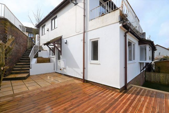 Thumbnail Flat for sale in Downfield Close, Brixham