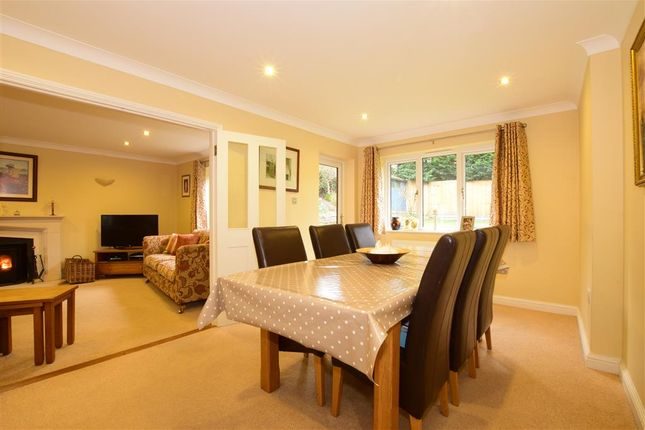 Thumbnail Detached house for sale in The Links, Whitehill, Hampshire