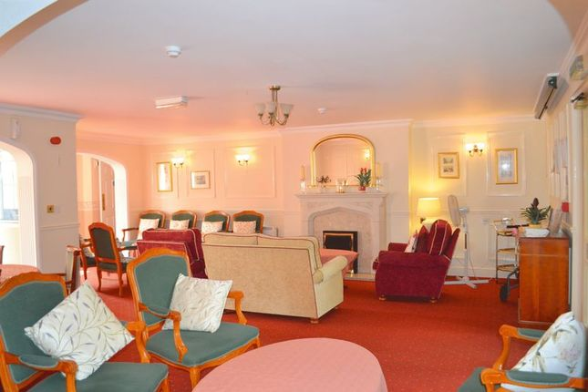 Communal Lounge of Forge Court, Leicester LE7