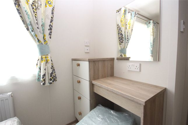 Dressing Area of St David, Camelot Holiday Park, Longtown, Carlisle, Cumbria CA6