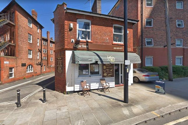 Thumbnail Restaurant/cafe for sale in Aspin Lane, Manchester