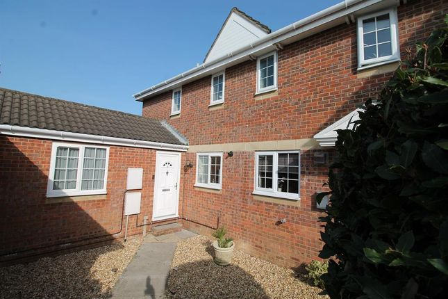 Thumbnail Semi-detached house for sale in Cricklade Court, Nailsea, North Somerset