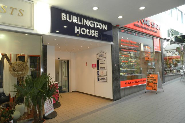 Thumbnail Office to let in Burlington House, Third Floor, St Peters Quarter, Bournemouth