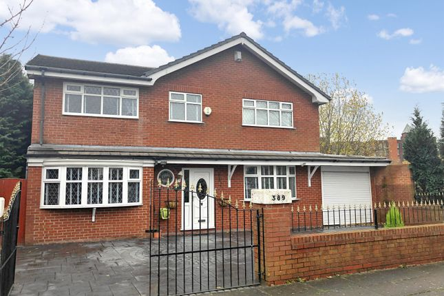 Thumbnail Detached house for sale in Crescent Road, Great Lever, Bolton
