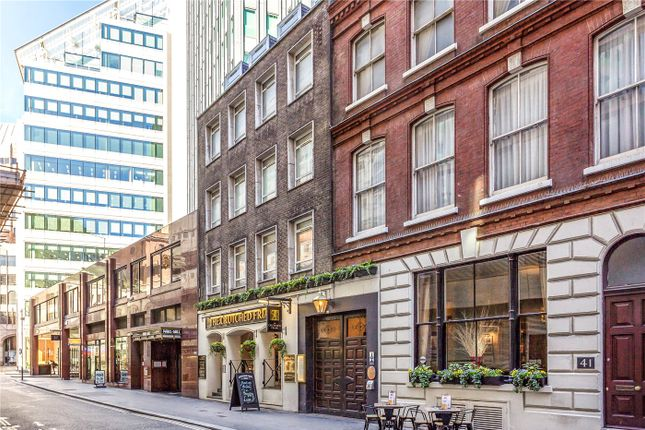 Thumbnail Maisonette for sale in Crutched Friars, London