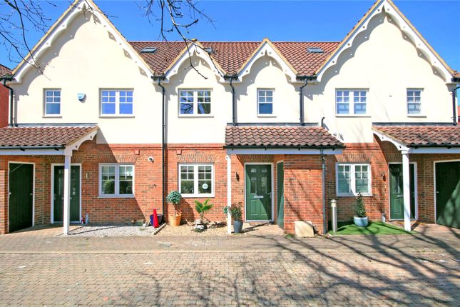 Thumbnail Terraced house for sale in Ottershaw, Chertsey