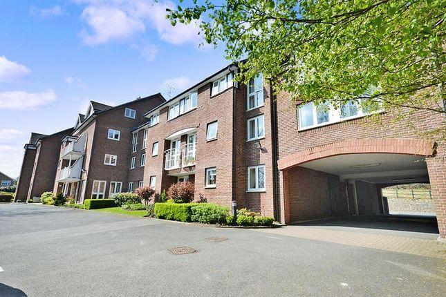 Thumbnail Flat for sale in Lavington Court, Bridgnorth