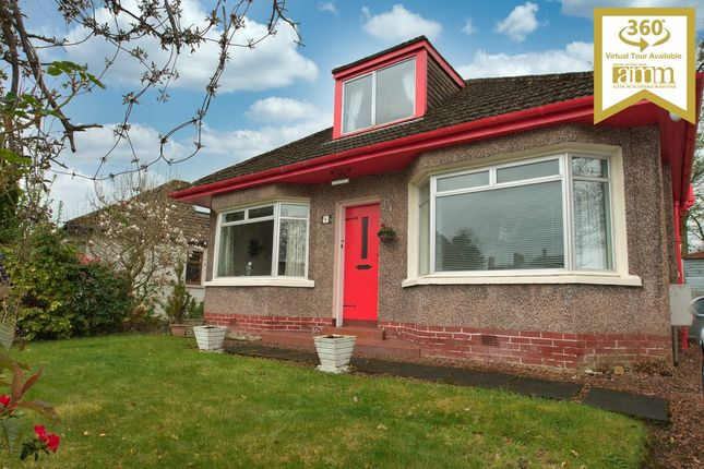 Thumbnail Detached bungalow for sale in Balgonie Drive, Paisley
