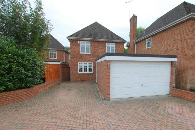 Thumbnail Detached house for sale in Farnaby Road, Bromley, Kent