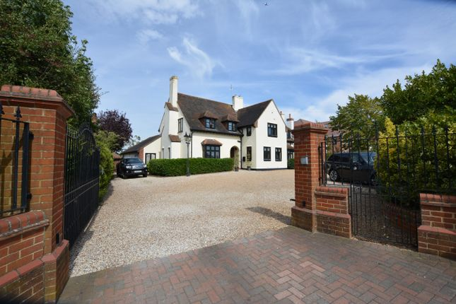 Thumbnail Detached house for sale in Shepherds Hill, Harold Wood