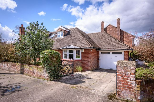Thumbnail Detached house for sale in Lyhart Road, Norwich