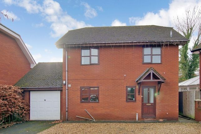 Thumbnail Detached house for sale in 6, Cherry Tree Close, Ewyas Harold, Hereford, County Of Herefordshire