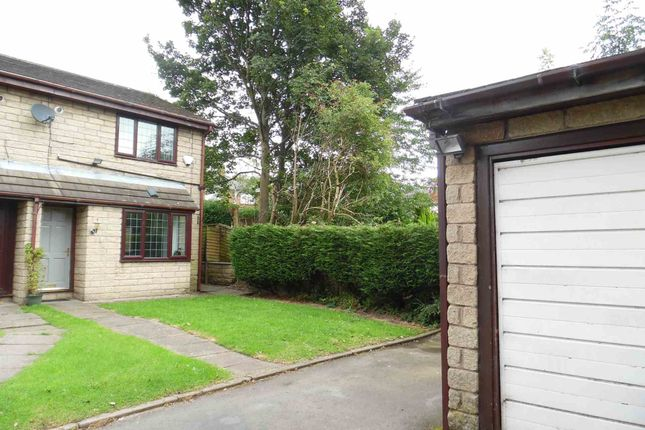 Thumbnail Semi-detached house for sale in Beckett Street, Lees, Oldham